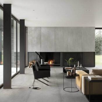 Holzoptik Fliesen Wohnraum