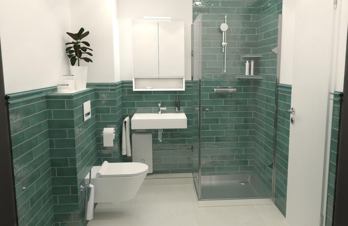 Kleines Bad gestalten
