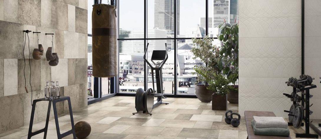 Villeroy & Boch Gym Website
