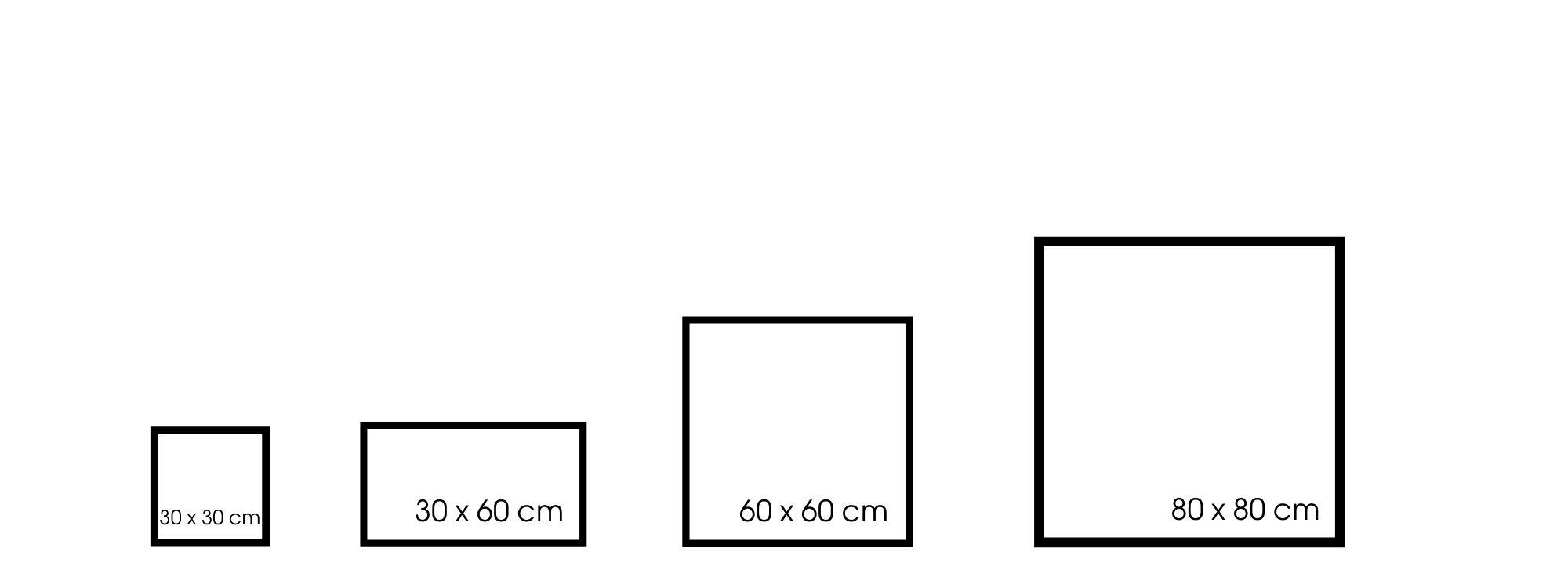 Größen Chimica R