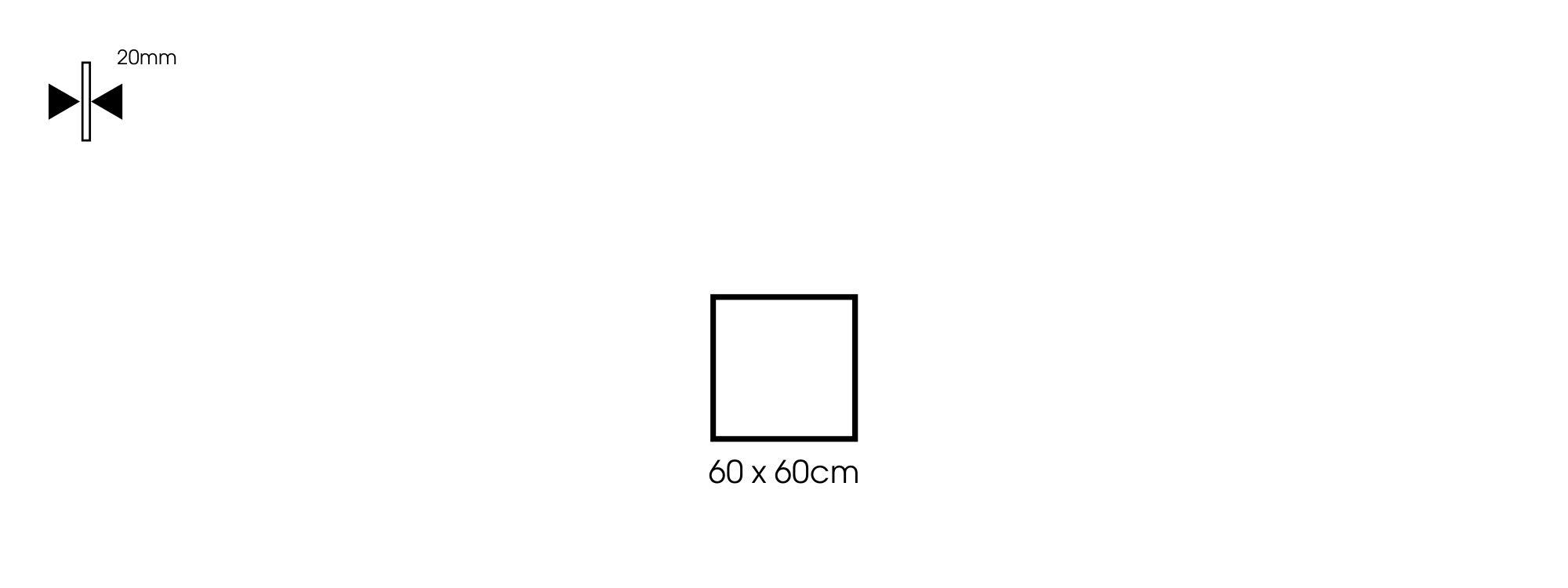 Maße Calcare