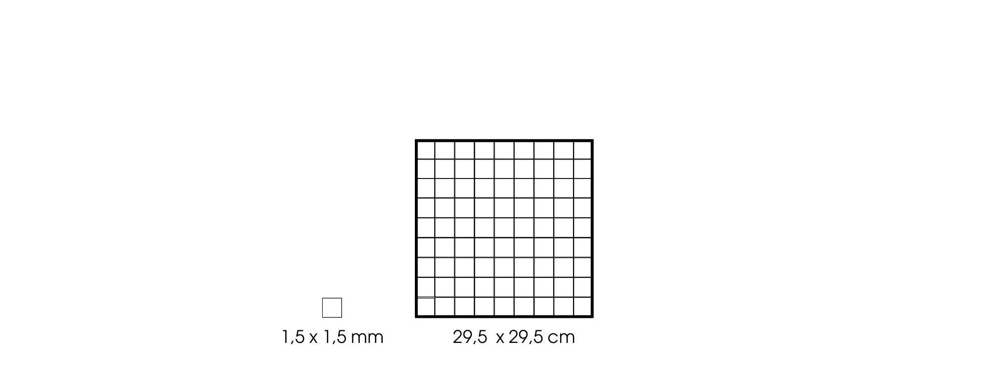Colibri Größe