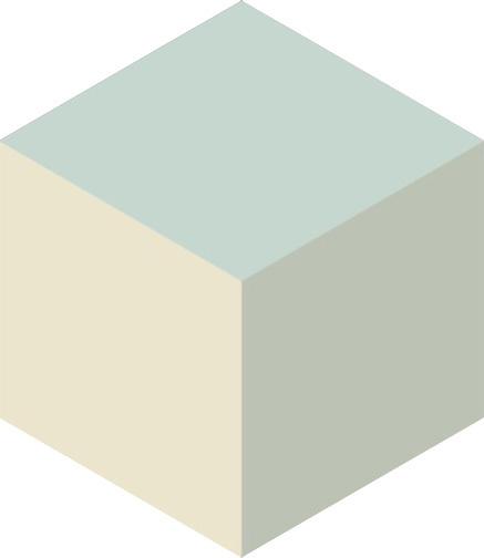 Cubic Iceberg
