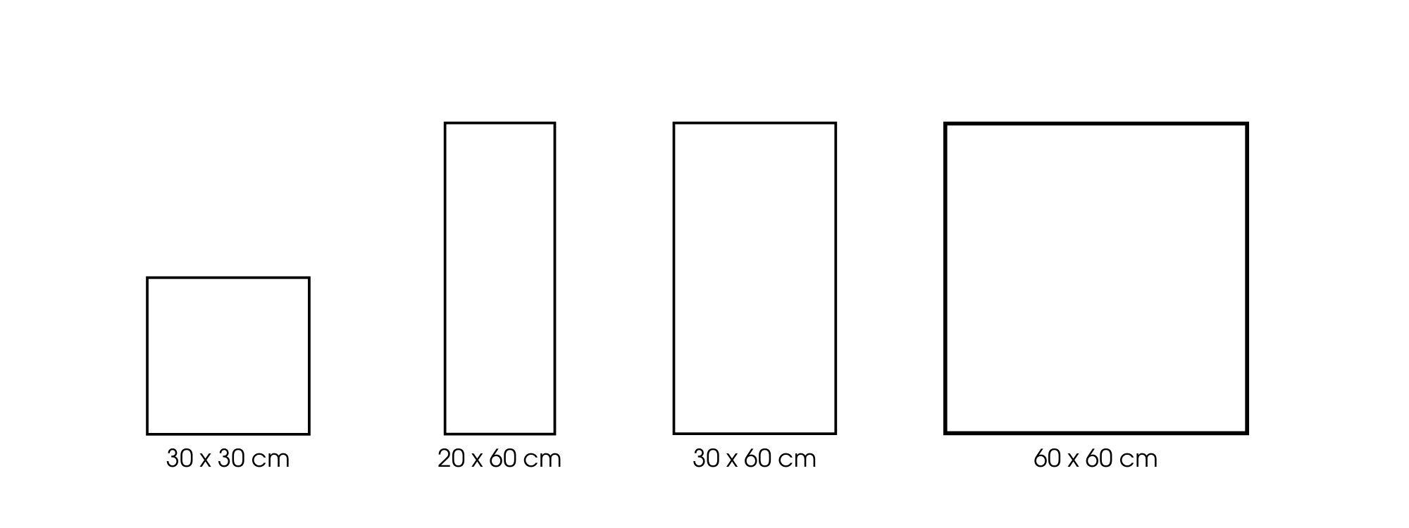 Größen Architektur 1