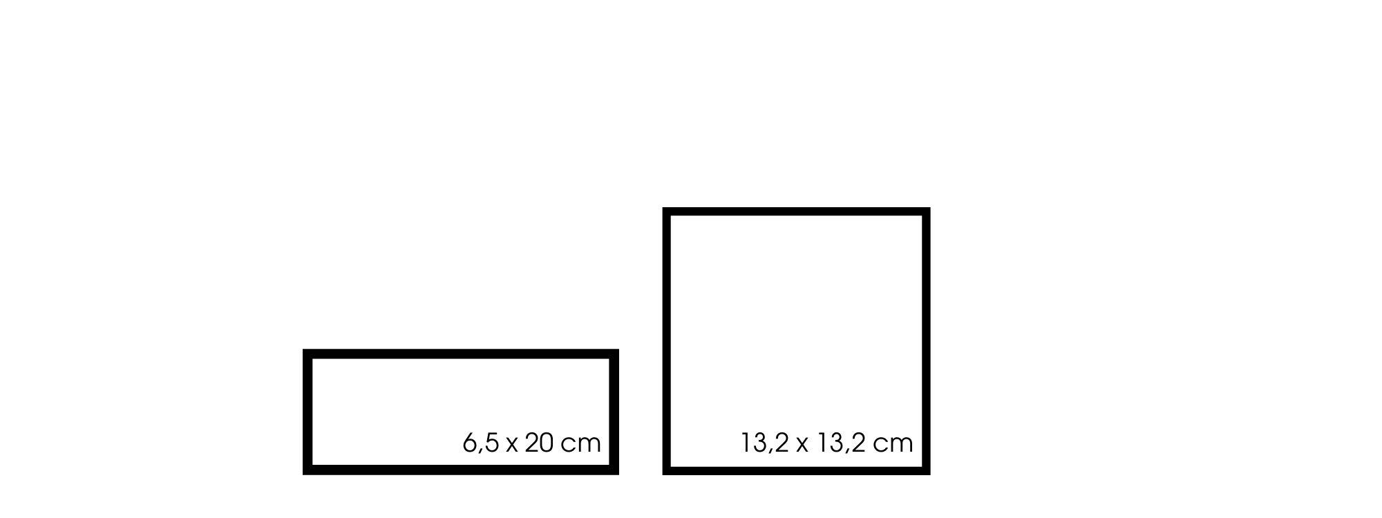 Größen Artesano