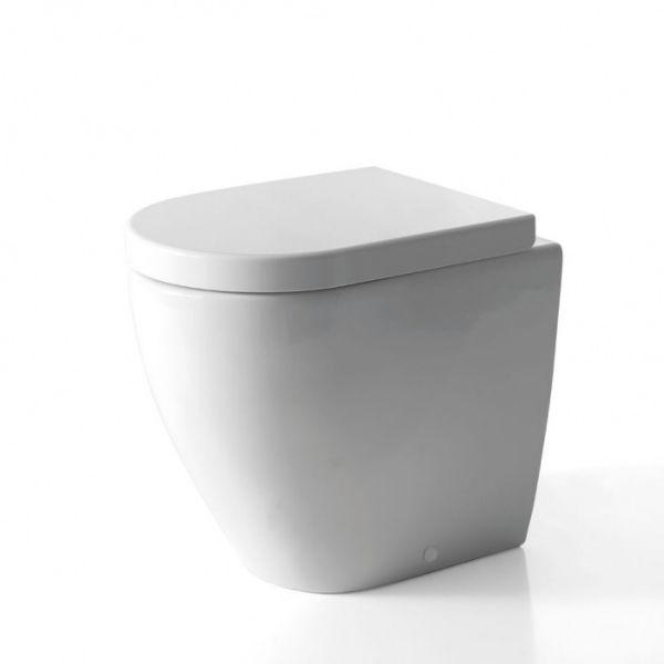 MINI-WC mit Bodenablauf