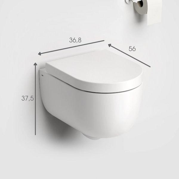 Toilettengröße 1
