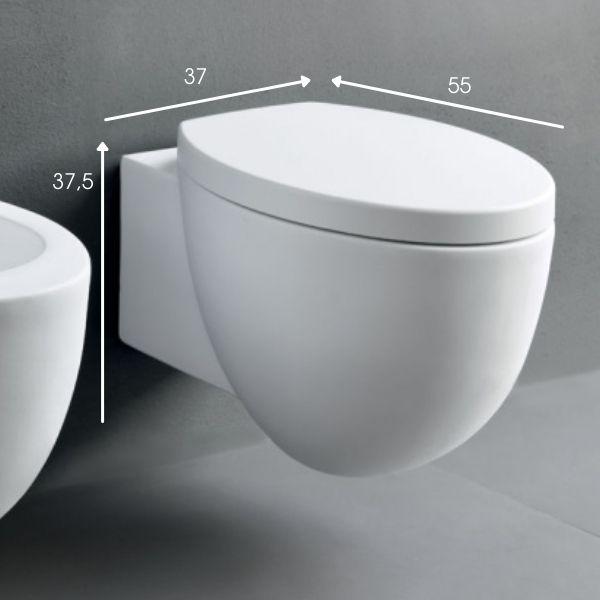 Toilettengröße 2