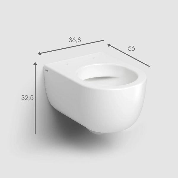 Toilettengröße 4