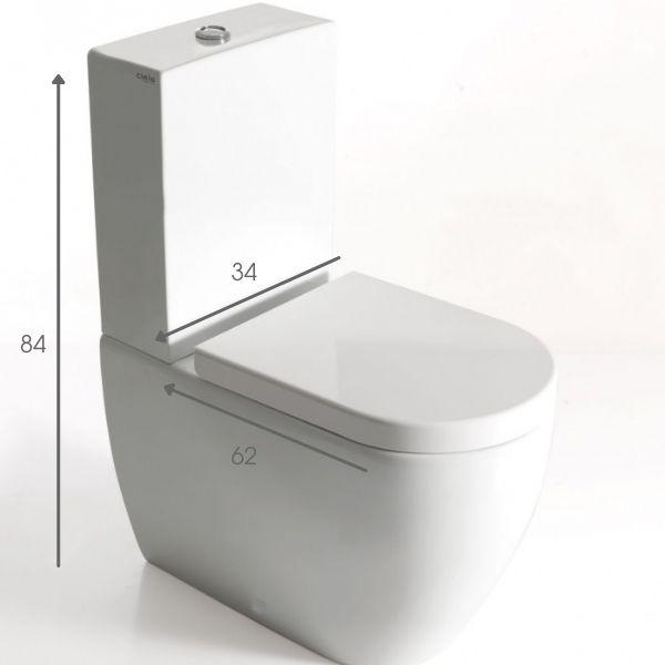 WC Größen 9