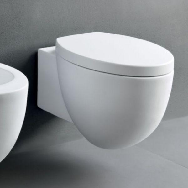 WC Wandmontage