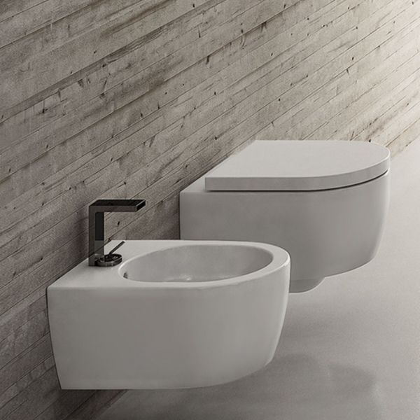 Wandmontiertes MINI-WC